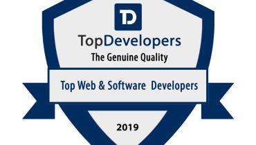 Techmango Technology Services - Award 2