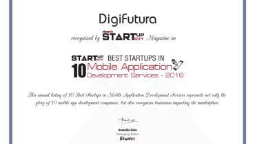 Digifutura Technologies - Award 4