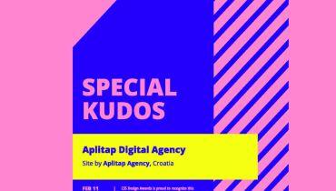 Aplitap - Award 3