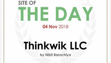 Thinkwik - Award 1