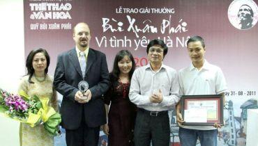 Red Bridge TV & Film Production Services - Award 3