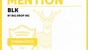 Big Drop Inc - Award 1