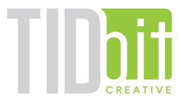 Tidbit Creative - Award 1