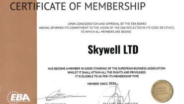 Skywell Software - Award 2