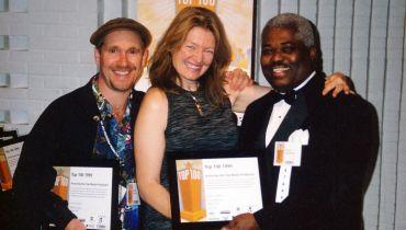 Crystal Pyramid Productions - Award 3