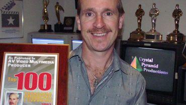 Crystal Pyramid Productions - Award 1