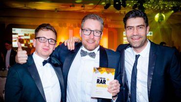 Vivid Creative Ltd - Award 1