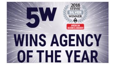 5W Public Relations - Award 1