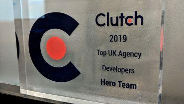 Hero Team - Award 1