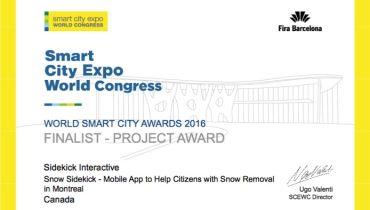 Sidekick Interactive - Award 2