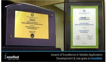 Innofied Solution - Award 2