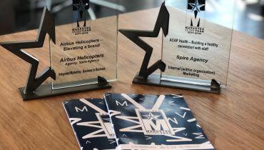 Spire Agency - Award 2