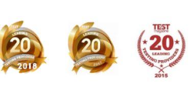 Soflab Technology - Award 1