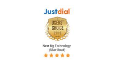 Next Big Technology - Award 4