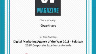 Graphiters - Award 1