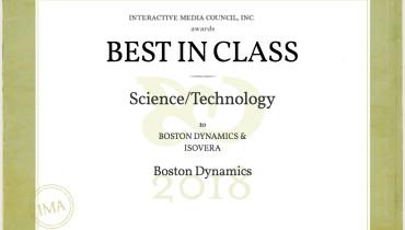 Isovera Inc - Award 1