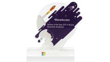 WaveAccess - Award 3