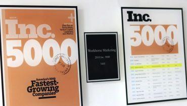 Workhorse Marketing - Award 2