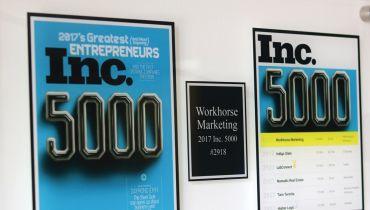 Workhorse Marketing - Award 4