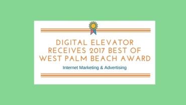 Digital Elevator - Award 1