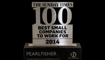 Pearlfisher - Award 4