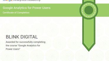 Blink Digital Consulting - Award 5