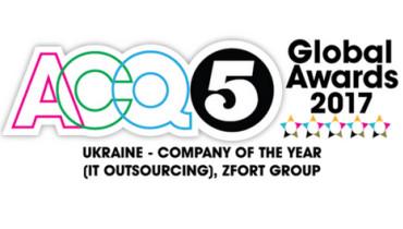 Zfort Group - Award 3