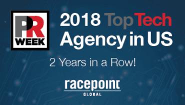 Racepoint Global - Award 4