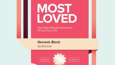 Evrone - Award 6
