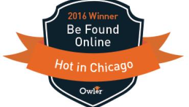 Be Found Online - Award 4
