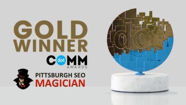 SEO Magician - Award 1