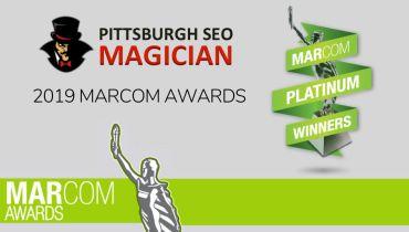 SEO Magician - Award 2