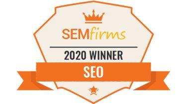 SEO Executor Agency - Award 3