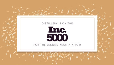Distillery - Award 1