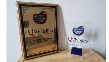 U Visibility - Award 2