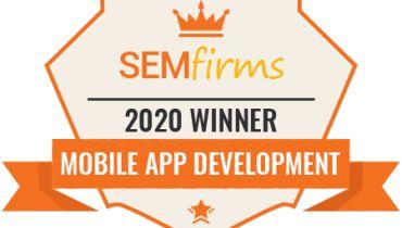 Softuvo Solutions - Award 1