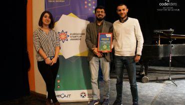 CodeRiders - Award 4