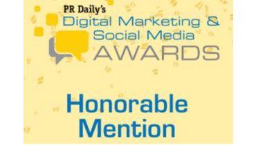 Noisy Trumpet: Digital and Public Relations - Award 4