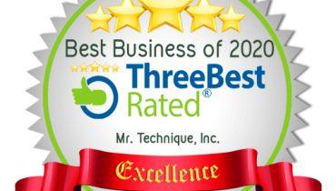 Mr. Technique, Inc. - Award 3