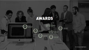 OCR Branding & Digital Agency - Award 1