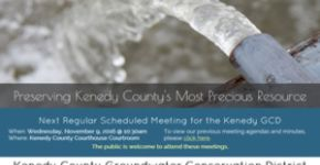 Kenedy County Groundwater Conservation District