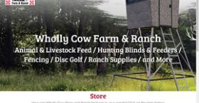 Wholly Cow Farm and Ranch