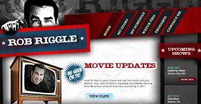 Rob Riggle Celebrity Website