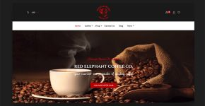 Red Elephant Coffee Co.