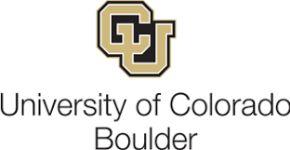 Colorado University Boulder
