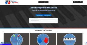 PlayPianoByLetters