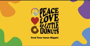 Peace, Love, and Little Donuts