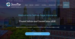 James Page Insurance