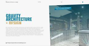 Gravity Architecture + Design
