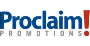 Proclaim Promotions!